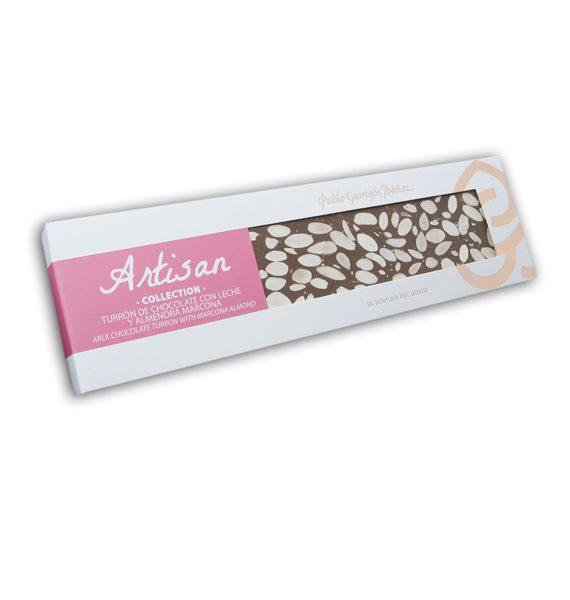 turron-de-chocolate-con-leche-y-almendra-marcona