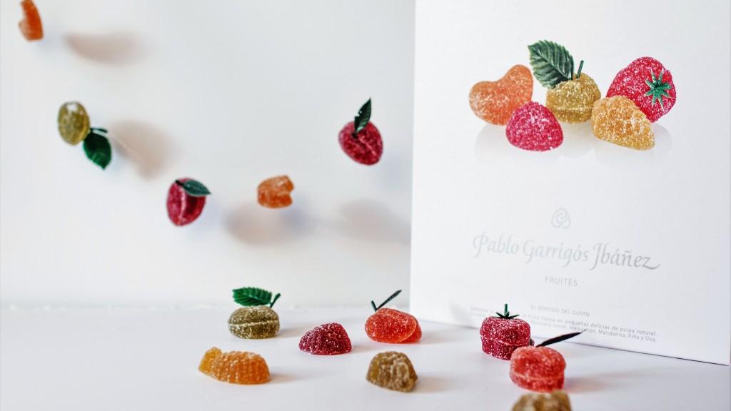 Fruités pablo garrigos ibañez candy bar