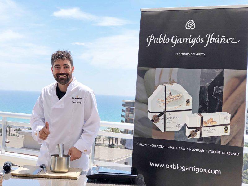 Santi Gómez, chef y bartender
