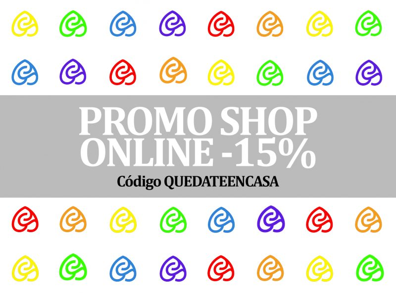 Descuento tienda online Pablo Garrigós Covid 19